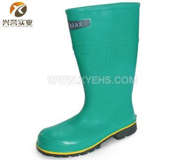 代尔塔301409防化靴_防静电防化靴